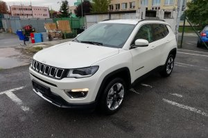 Jeep Compass 1,4 Mair 170k 4x4 Limited automat